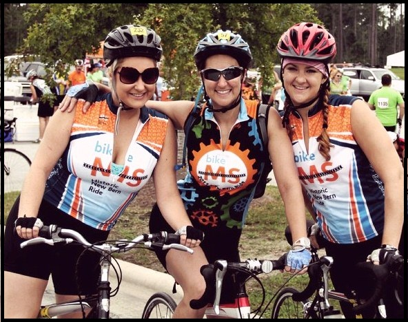 Bike MS: Oregonia 2015